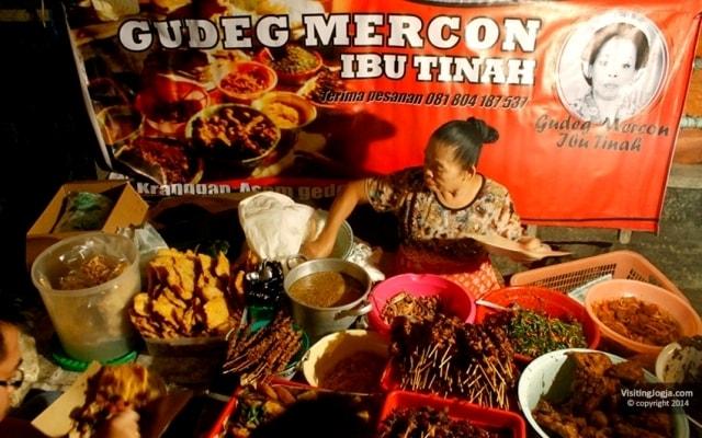 Jenis Gudeg di Yogyakarta